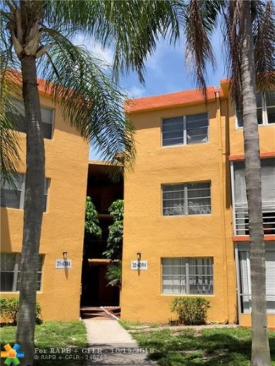 Deerfield Beach Condo/Townhouse For Sale: 4394 NW 9th Avenue #22-3d