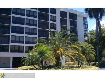 Boca Raton Condo/Townhouse For Sale: 5951 Wellesley Park Dr 05 #508