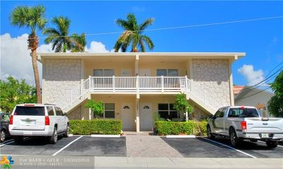 Broward County, Collier County, Lee County, Palm Beach County Rental For Rent: 1221 SE 3rd St #3