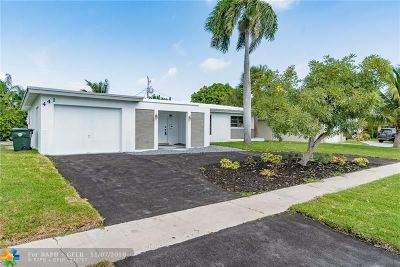 Boca Raton Single Family Home For Sale: 441 NE 24th St