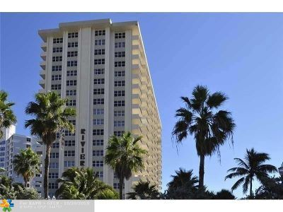 Rental For Rent: 3550 Galt Ocean Dr #1708