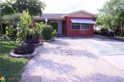 Lake Worth Single Family Home For Sale: 2935 Donald Rd