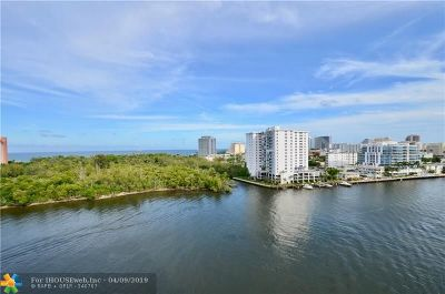 Condo/Townhouse For Sale: 920 Intracoastal #1002