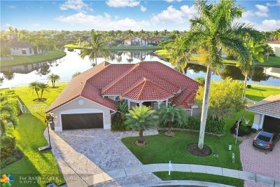 Boca Raton Single Family Home For Sale: 19266 Bay Leaf Ct