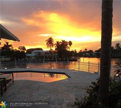 Fort Lauderdale Rental For Rent: 3207 NE 38th St
