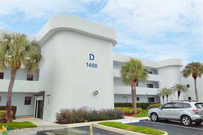 Hollywood Condo/Townhouse Backup Contract-Call LA: 1460 Sheridan St #2D