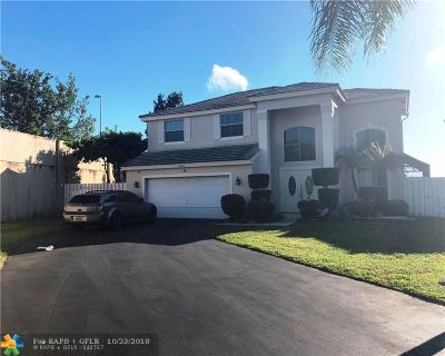 Coconut Creek Single Family Home For Sale: 5404 NW 55th Dr