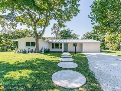Boca Raton Single Family Home For Sale: 500 NW 1st St