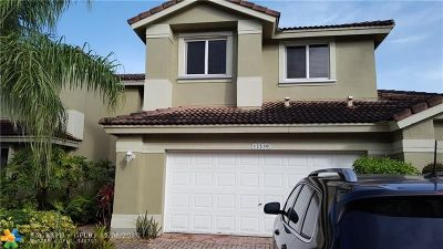 Coral Springs Condo/Townhouse For Sale: 12530 NW 56th #12530