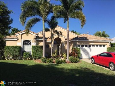 West Palm Beach Single Family Home For Sale: 4929 Broadstone Cir