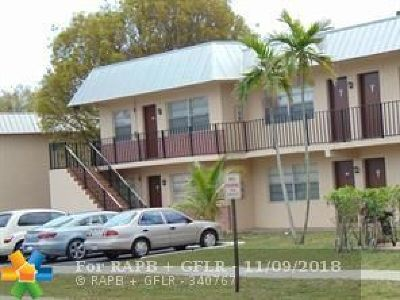 Pompano Beach Condo/Townhouse For Sale: 408 NW 30th Ct #206