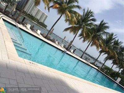 Miami Beach Condo/Townhouse For Sale: 20 Island Ave #206