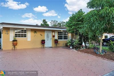 North Lauderdale Single Family Home For Sale: 1710 SW 70th Ave