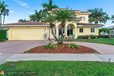 Pompano Beach Single Family Home For Sale: 400 SE 7th Ave