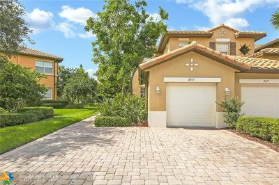 Parkland FL Condo/Townhouse Backup Contract-Call LA: $317,000
