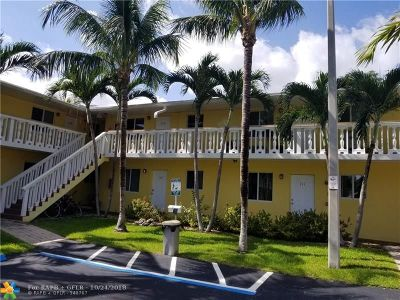 Wilton Manors Rental For Rent: 2655 NE 8th Ave #210
