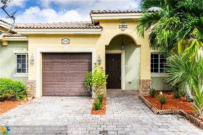 Homestead Condo/Townhouse For Sale: 3227 NE 11th Dr #3227