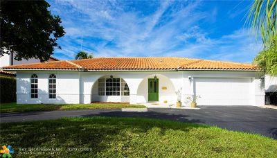Bermuda Riviera Single Family Home For Sale: 3315 NE 37th St