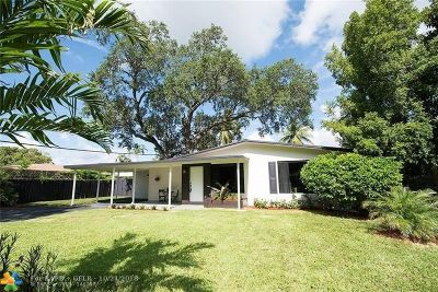 Wilton Manors Single Family Home For Sale: 2517 NW 3rd Ave
