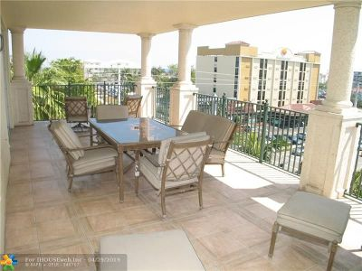 Deerfield Beach Condo/Townhouse For Sale: 9 NE 20th Ave #501