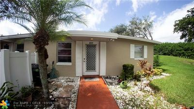 Boca Raton Single Family Home For Sale: 18707 Candlewick Dr