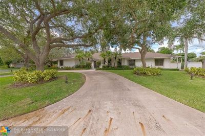 Palmetto Bay Single Family Home For Sale: 15920 SW 81st Ave