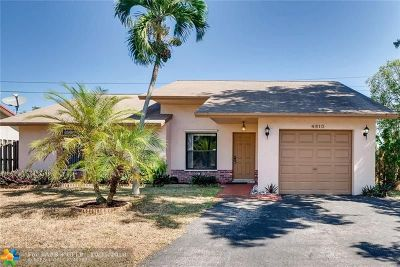 Sunrise Single Family Home For Sale: 4510 NW 94th Ter