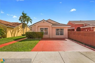 Miami Single Family Home For Sale: 13440 SW 26th Ter