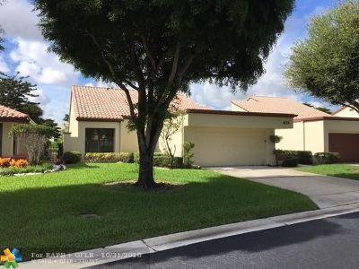 Boynton Beach Single Family Home For Sale: 5594 Kiowa Cir