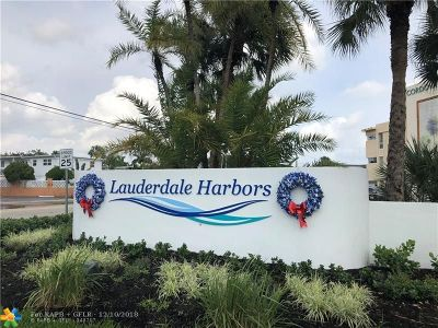 Fort Lauderdale FL Rental For Rent: $1,500