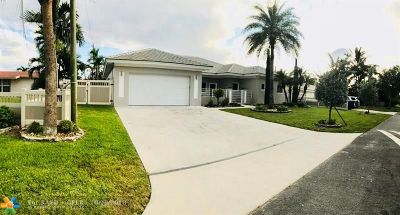 Pompano Beach Single Family Home For Sale: 350 SE 5th St