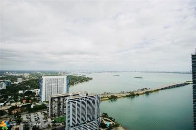 Miami Condo/Townhouse For Sale: 501 NE 31st St. #3601