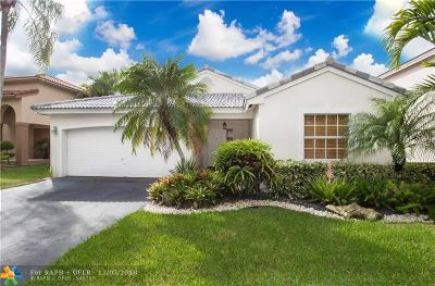 Sunrise Single Family Home For Sale: 12560 NW 10th St