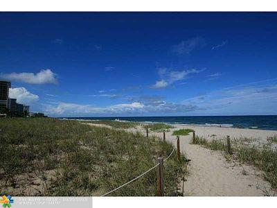 Boca Raton Condo/Townhouse For Sale: 2601 S Ocean Blvd #9