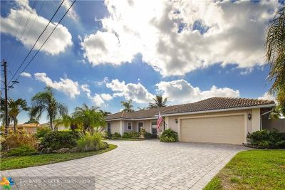Deerfield Beach Single Family Home Backup Contract-Call LA: 1430 SE 14th St