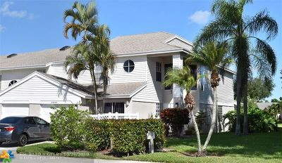 Boca Raton Condo/Townhouse Backup Contract-Call LA: 9316 Boca Garden Pkwy #F