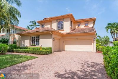 Coral Springs Single Family Home For Sale: 777 NW 123rd Dr