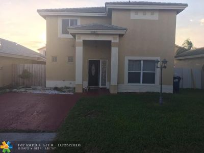 Miami Single Family Home For Sale: 5581 NW 184th Ter