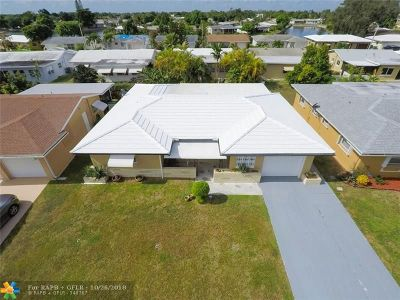 Tamarac Single Family Home For Sale: 6005 NW 70th Ave