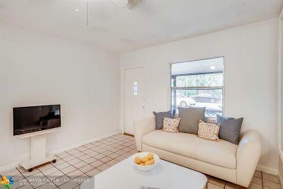 Fort Lauderdale Single Family Home For Sale: 1316 NE 1st Av