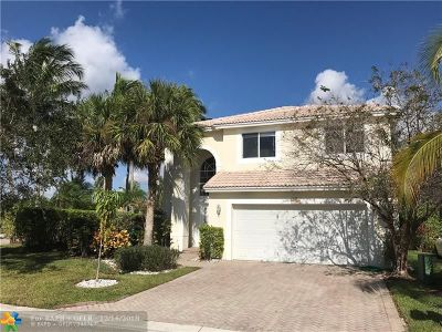 Coral Springs FL Single Family Home For Sale: $375,000