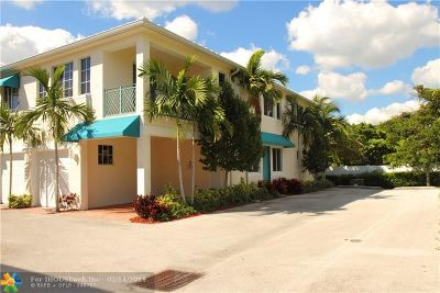 Pompano Beach Condo/Townhouse For Sale: 111 SE 7th Ave #111