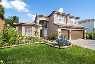Miramar Single Family Home For Sale: 18579 SW 50th Ct