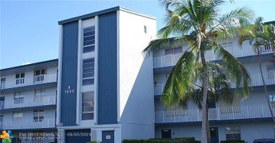 Margate Condo/Townhouse Backup Contract-Call LA: 7690 NW 18th St #408