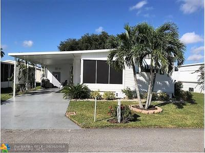Davie Single Family Home For Sale: 1741 SW 83rd Ave