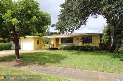Deerfield Beach Single Family Home For Sale: 641 SE 1st St