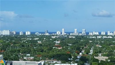 Fort Lauderdale Condo/Townhouse For Sale: 315 NE 3rd Ave #1907