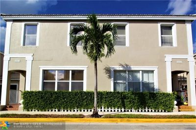 Coral Springs Condo/Townhouse For Sale: 10528 NW 57th Ct #10528
