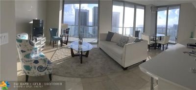 Rental For Rent: 2600 E Hallandale Beach Blvd #3201