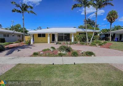 Pompano Beach Single Family Home Backup Contract-Call LA: 161 SE 5th Ct